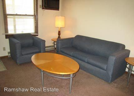 1 Bedroom 1 Bathroom Apartment for rent at 305 E. Clark in Champaign, IL