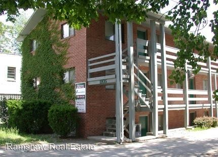 2 Bedrooms 1 Bathroom Apartment for rent at 1105 W. Main St. in Urbana, IL