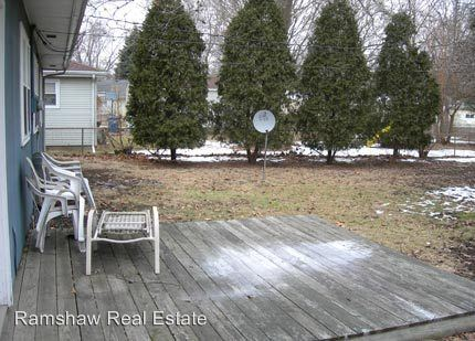 3 Bedrooms 1 Bathroom House for rent at Ramshaw Properties in Champaign, IL