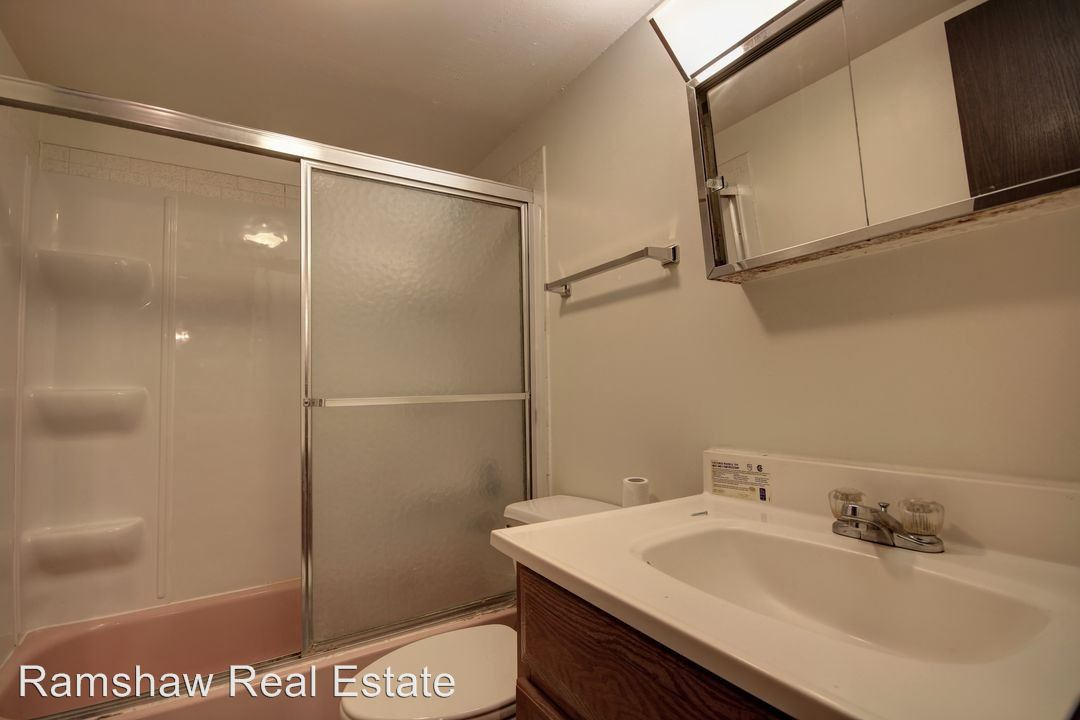 1 Bedroom 1 Bathroom Apartment for rent at 1105 W. Main St. in Urbana, IL