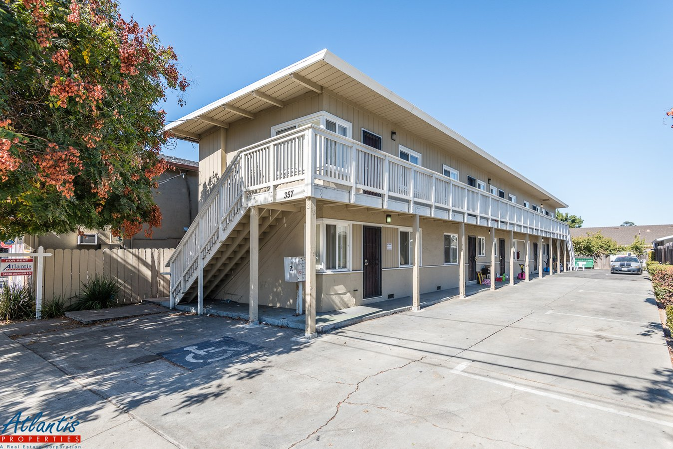 1 Bedroom 1 Bathroom Apartment for rent at 357 Willow St in San Jose, CA