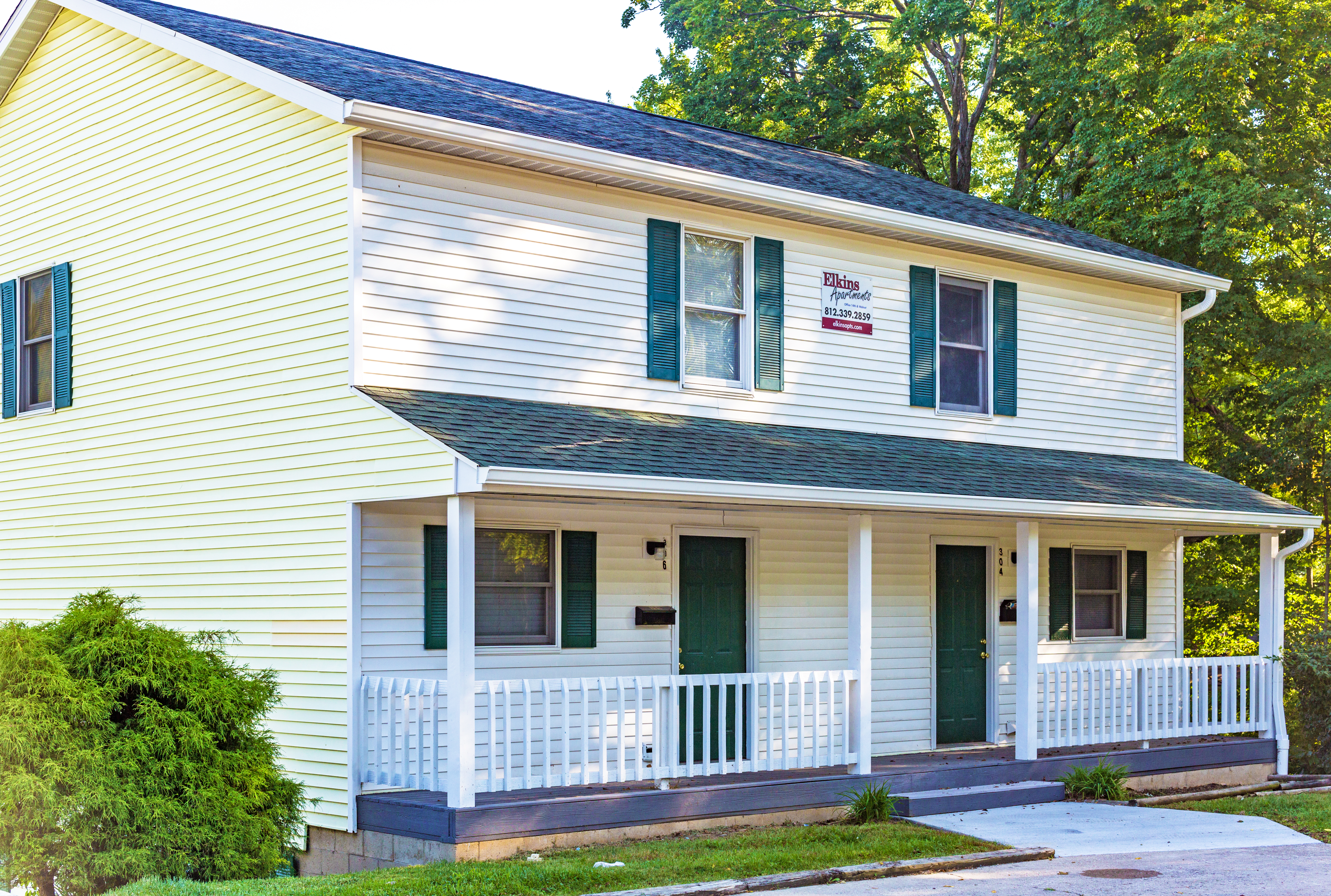 304 W 14th - 5 Br Townhomes Near Iu. Affordable! Nice.