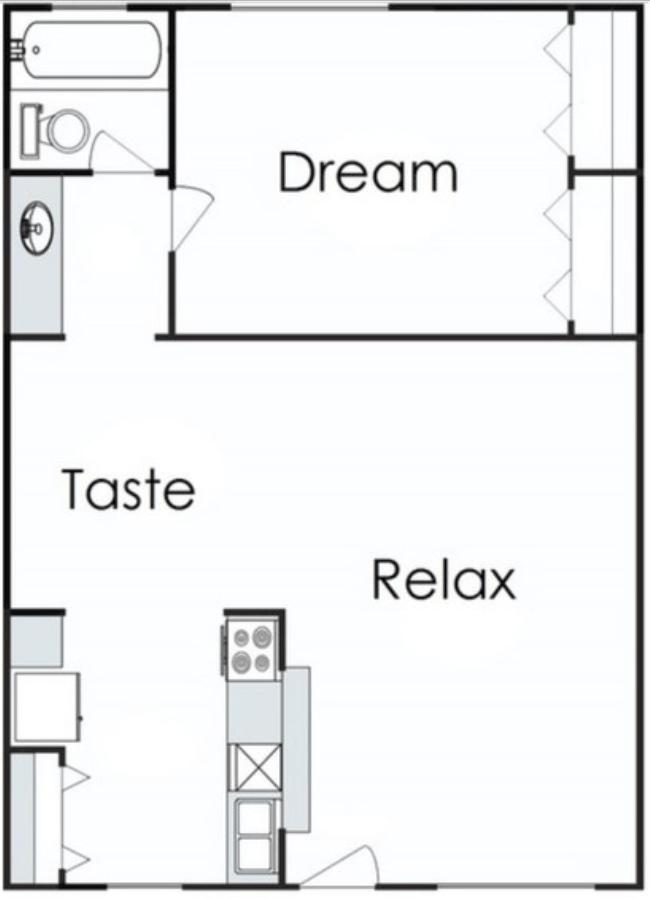 1 Bedroom 1 Bathroom Apartment for rent at One Eleven Park Avenue in San Antonio, TX
