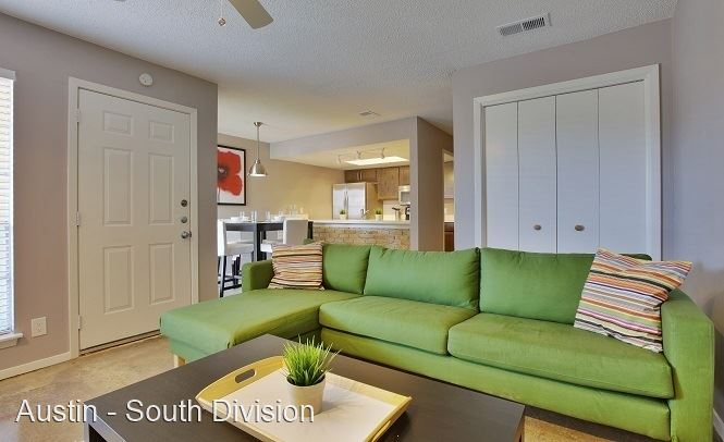 1 Bedroom 1 Bathroom Apartment for rent at Willowrun Apartments in Austin, TX