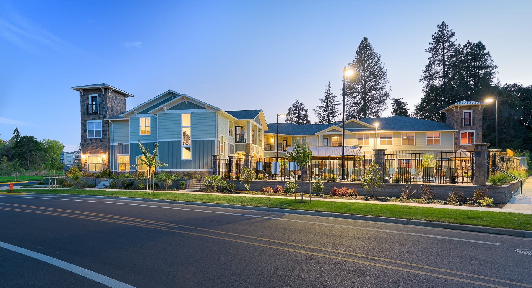 Apartments Near Oregon The Retreat At Corvallis for Oregon Students in , OR