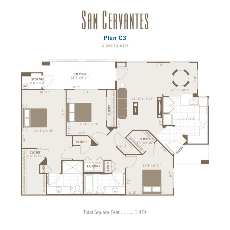 San Cervantes
