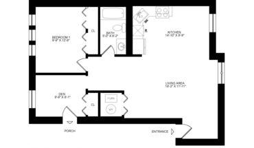 1118-28 E. Hyde Park Blvd. Apartment for rent in Chicago, IL