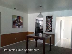 2 Bedrooms 1 Bathroom Apartment for rent at 730 Howard St. 1-66, A-b in New Braunfels, TX