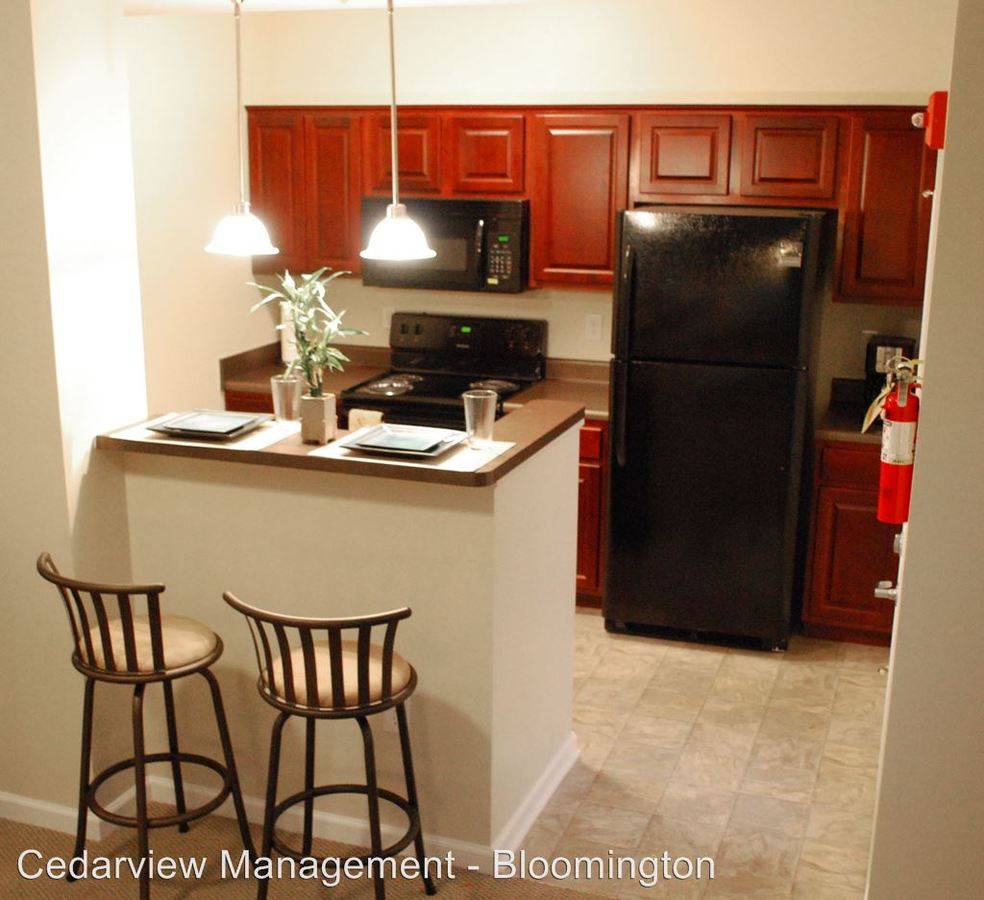 1 Bedroom 1 Bathroom Apartment for rent at 2549 Eastgate Lane East Bay Ii in Bloomington, IN
