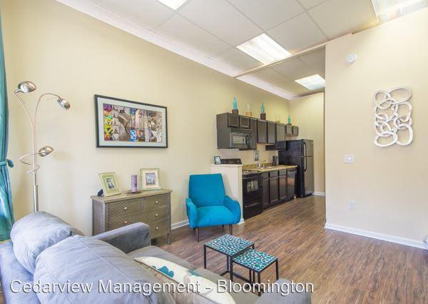 Studio 1 Bathroom Apartment for rent at 531 N. College Ave. Studio 531 in Bloomington, IN