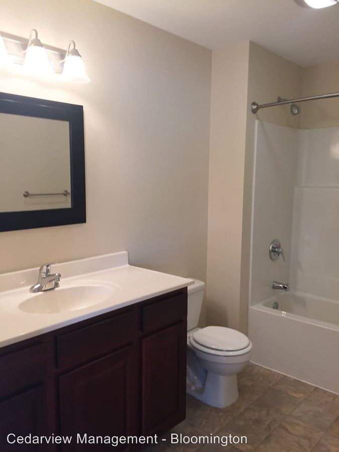 3 Bedrooms 2 Bathrooms Apartment for rent at 2549 Eastgate Lane East Bay Ii in Bloomington, IN