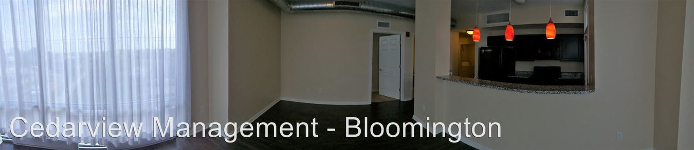 2 Bedrooms 2 Bathrooms Apartment for rent at 1280 N. College Ave Gateway in Bloomington, IN