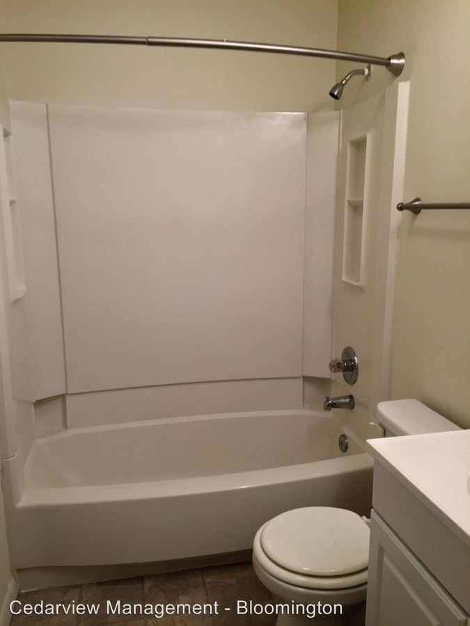 2 Bedrooms 1 Bathroom Apartment for rent at 612 N. Grant Street Barney's Place in Bloomington, IN