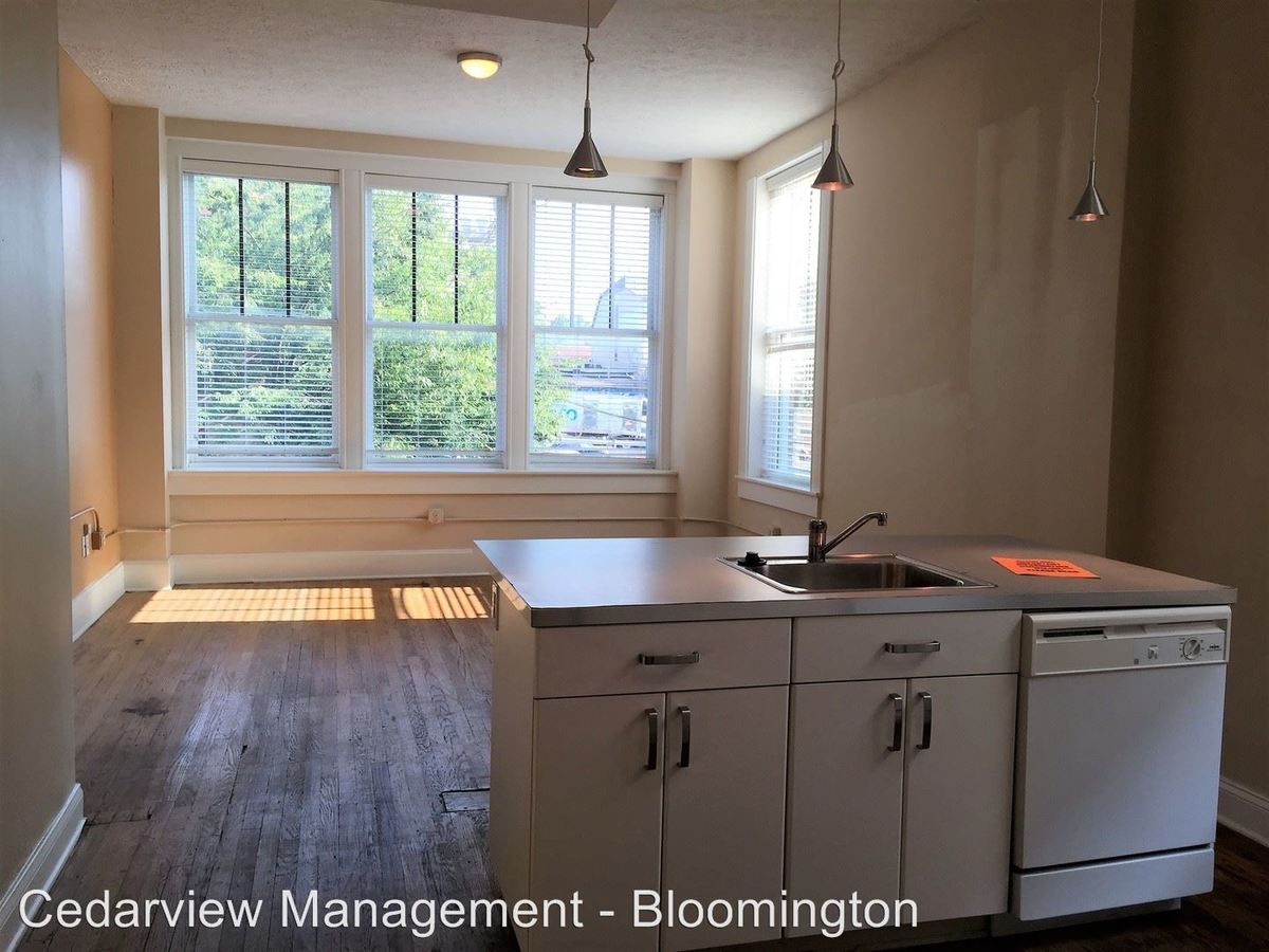 1 Bedroom 1 Bathroom Apartment for rent at 106 E. Kirkwood Ave. Oddfellows in Bloomington, IN
