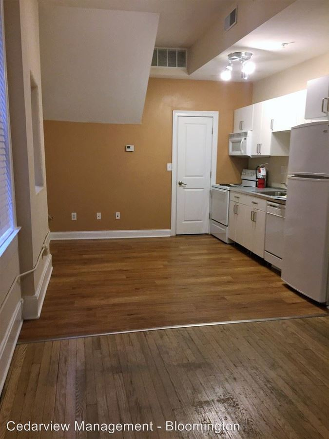 Studio 1 Bathroom Apartment for rent at 106 E. Kirkwood Ave. Oddfellows in Bloomington, IN