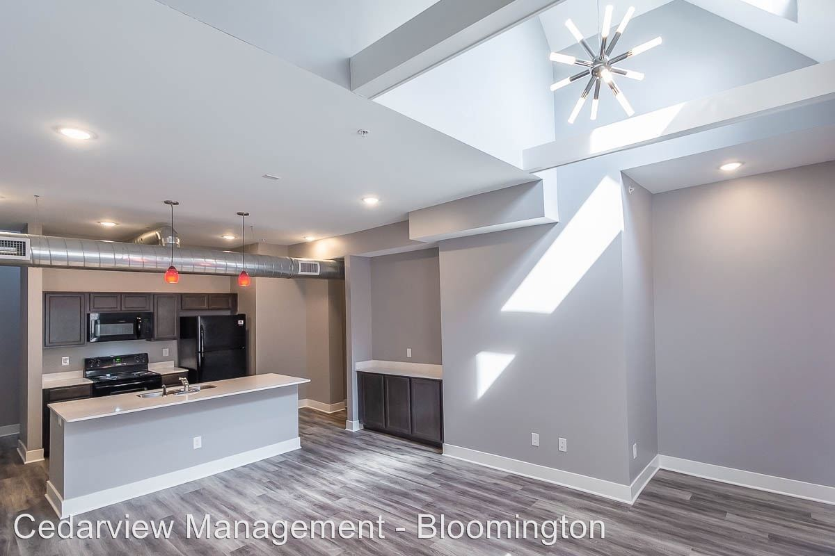 4 Bedrooms 2 Bathrooms Apartment for rent at 221 E. Kirkwood Ave. in Bloomington, IN