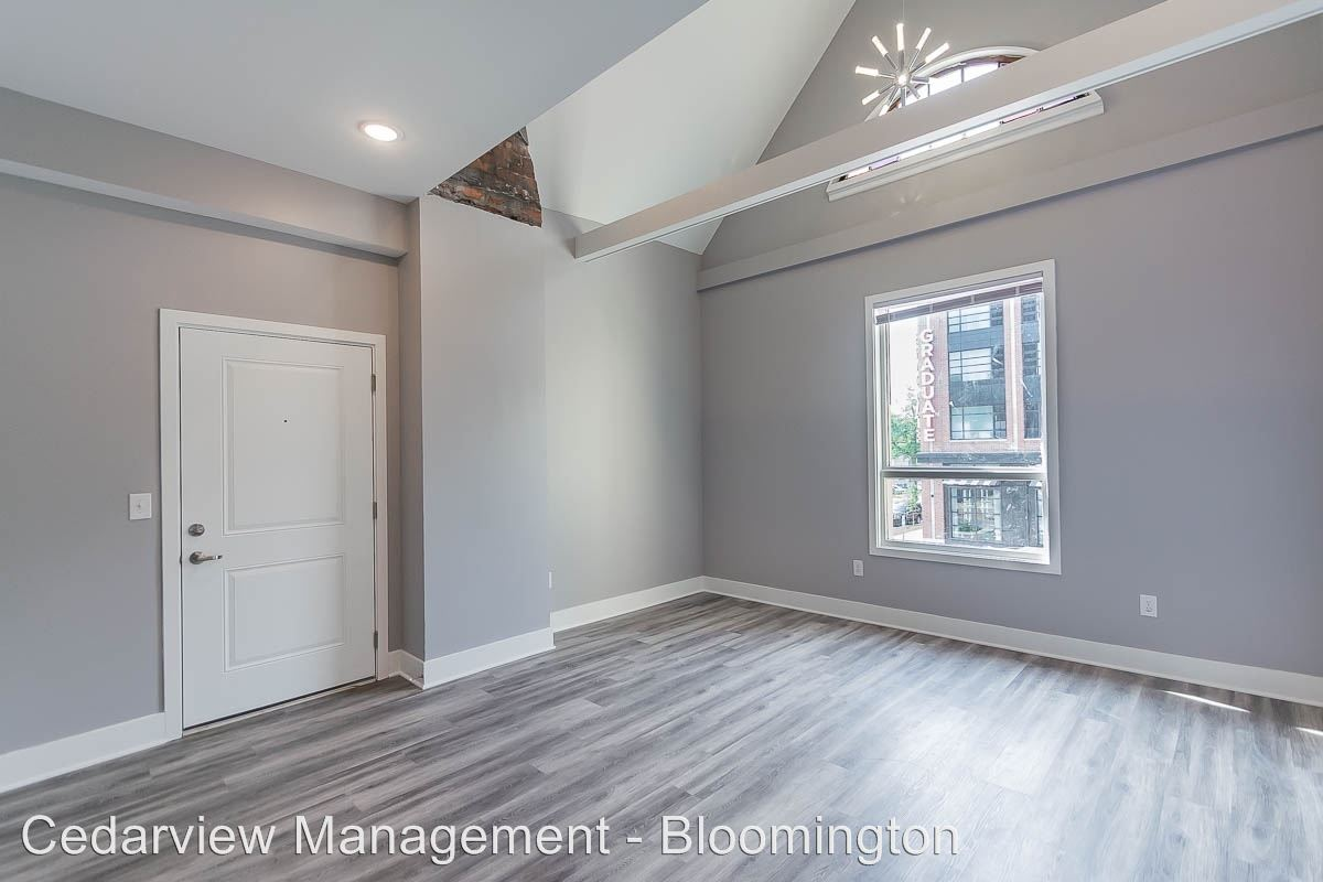 3 Bedrooms 2 Bathrooms Apartment for rent at 221 E. Kirkwood Ave. in Bloomington, IN