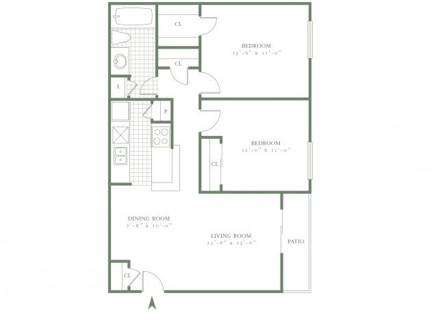 2 Bedrooms 2 Bathrooms Apartment for rent at The Village Bend in Dallas, TX