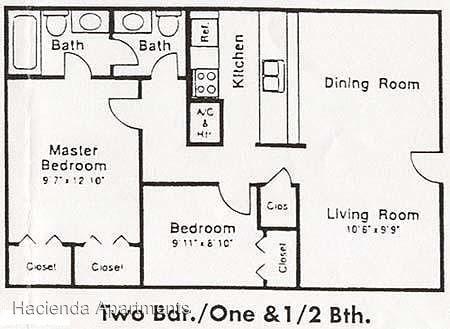 2 Bedrooms 1 Bathroom Apartment for rent at 2431 Pinn Rd in San Antonio, TX