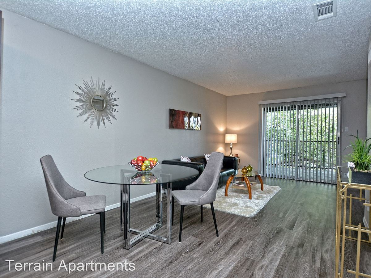 2 Bedrooms 2 Bathrooms Apartment for rent at Terrain Apartments in Austin, TX