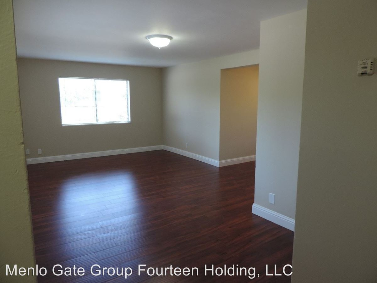 2 Bedrooms 1 Bathroom Apartment for rent at 505 And 513 Pierce in Menlo Park, CA