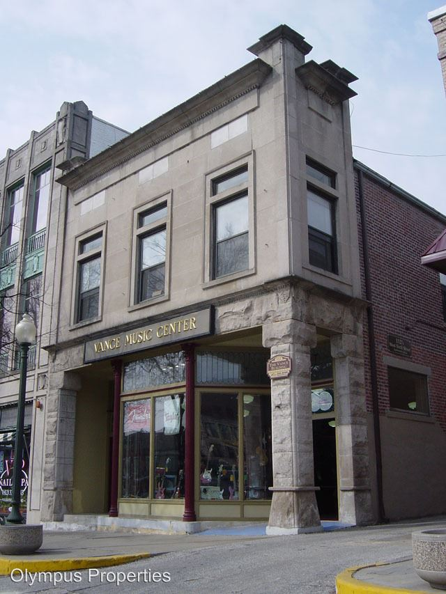 2 Bedrooms 1 Bathroom Apartment for rent at Vance Music Building in Bloomington, IN