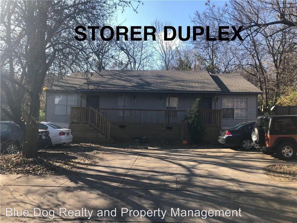 3 Bedrooms 2 Bathrooms Apartment for rent at Storer Ave in Fayetteville, AR