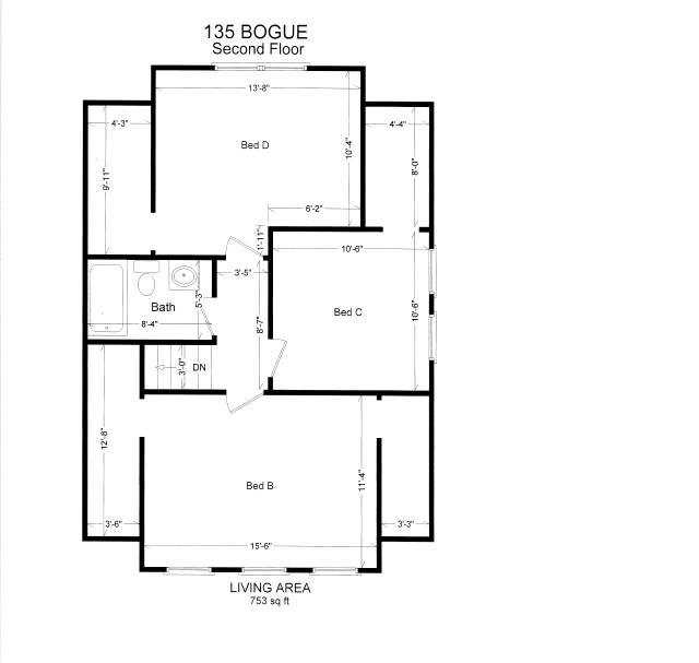 4 Bedrooms 2 Bathrooms House for rent at 135 Bogue St. in East Lansing, MI