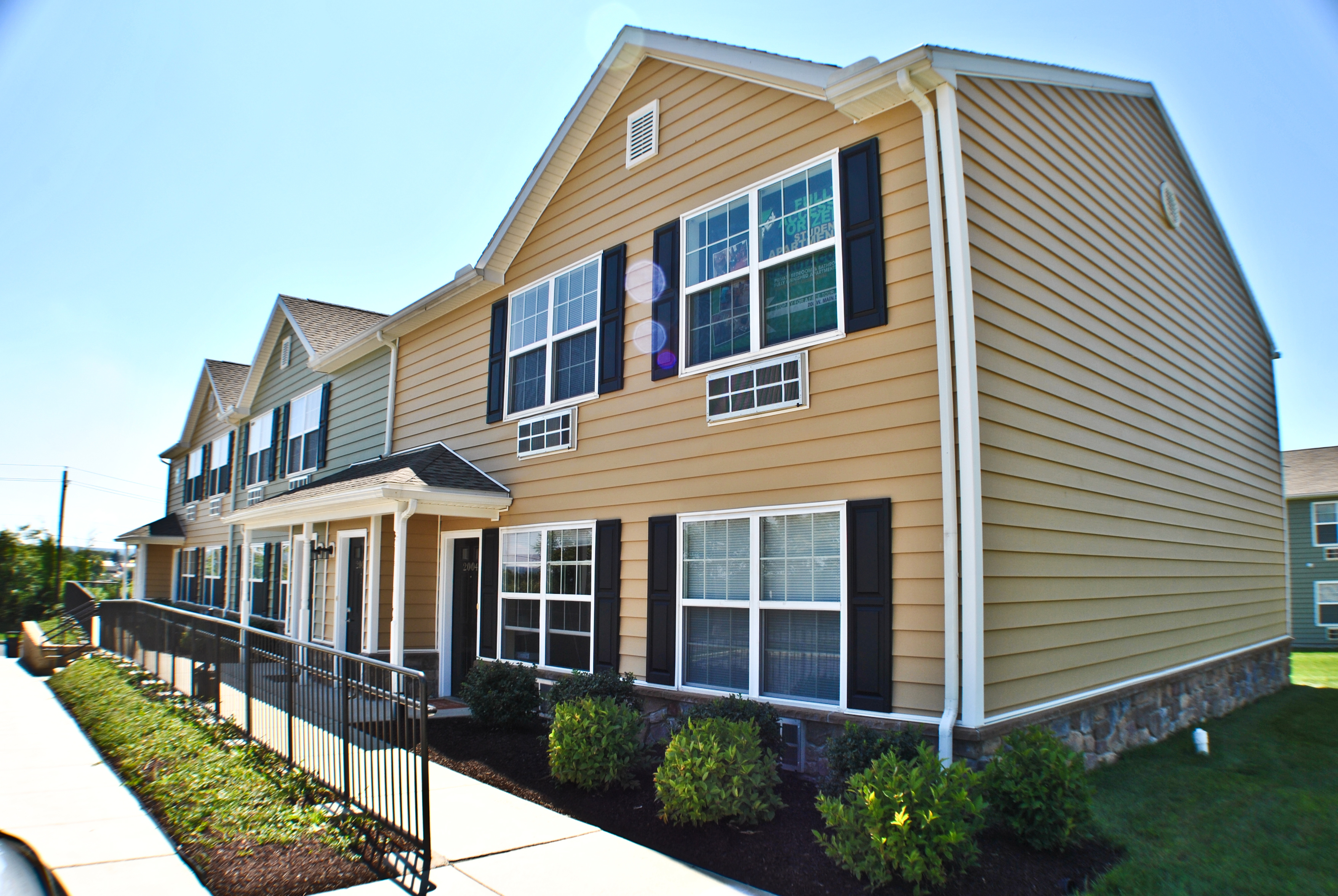 Apartments Near KU The Edge At Kutztown for Kutztown University Students in Kutztown, PA