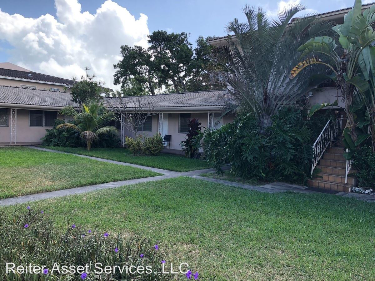1 Bedroom 1 Bathroom Apartment for rent at 1280 Ne 105th Street in Miami Shores, FL