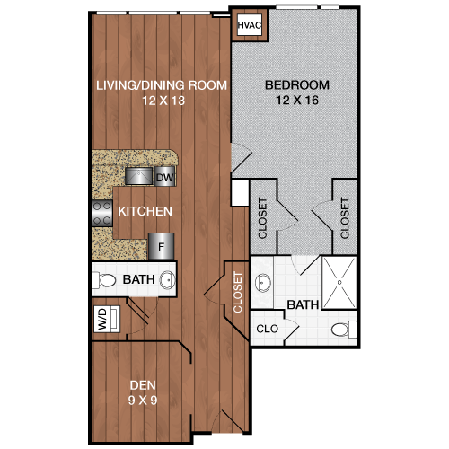 1 Bedroom 1 Bathroom Apartment for rent at 777 South Broad in Philadelphia, PA