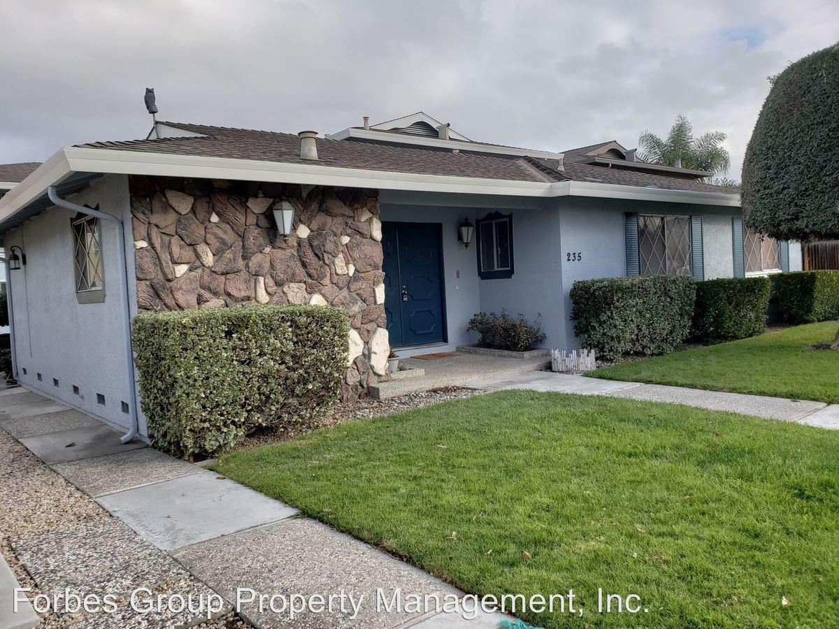 2 Bedrooms 1 Bathroom Apartment for rent at 235 Washington St. in Santa Clara, CA