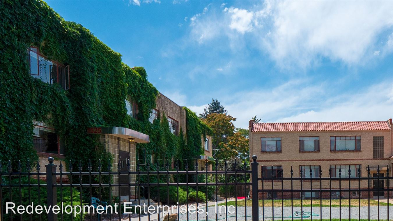 2 Bedrooms 1 Bathroom Apartment for rent at 1525 Filbert St. in Denver, CO