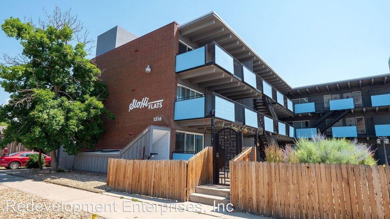 1 Bedroom 1 Bathroom Apartment for rent at 1516 Perry Street in Denver, CO