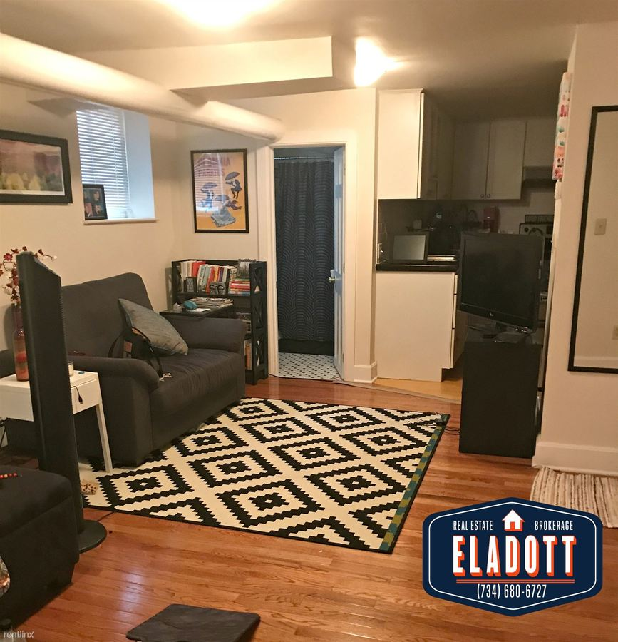 Studio 1 Bathroom Apartment for rent at 413 W Hoover Ave in Ann Arbor, MI