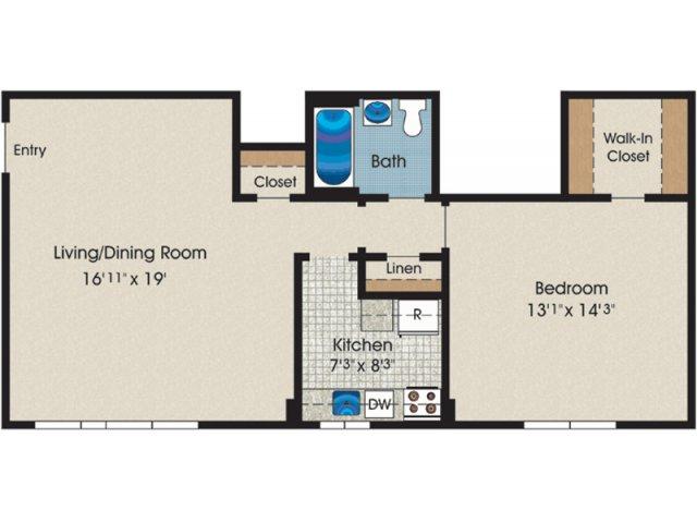 Park Shirlington Apartments