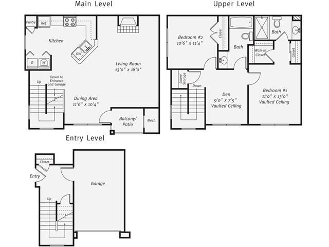 Studio 2 Bathrooms Apartment for rent at Avalon Tysons Corner in Tysons Corner, VA