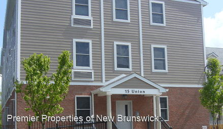 Apartments Near Rutgers 15 Union St for Rutgers University Students in New Brunswick, NJ