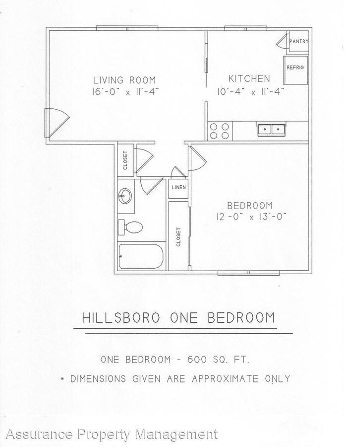 1 Bedroom 1 Bathroom Apartment for rent at 1015 W Benton St in Iowa City, IA