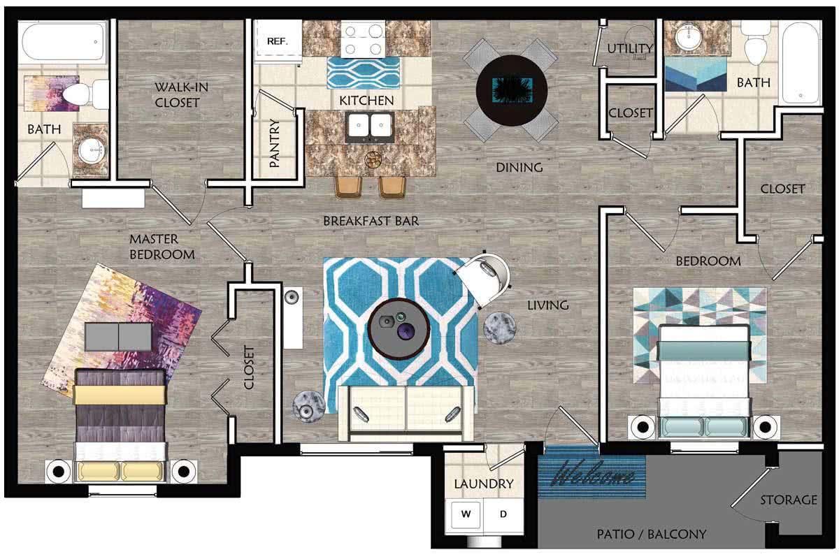 Soleil Blu Luxury Apartments St Cloud, FL