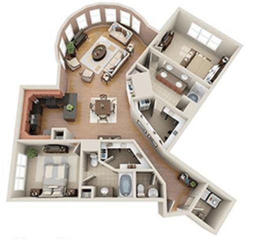 Century Galleria Lofts Apartments Houston, TX