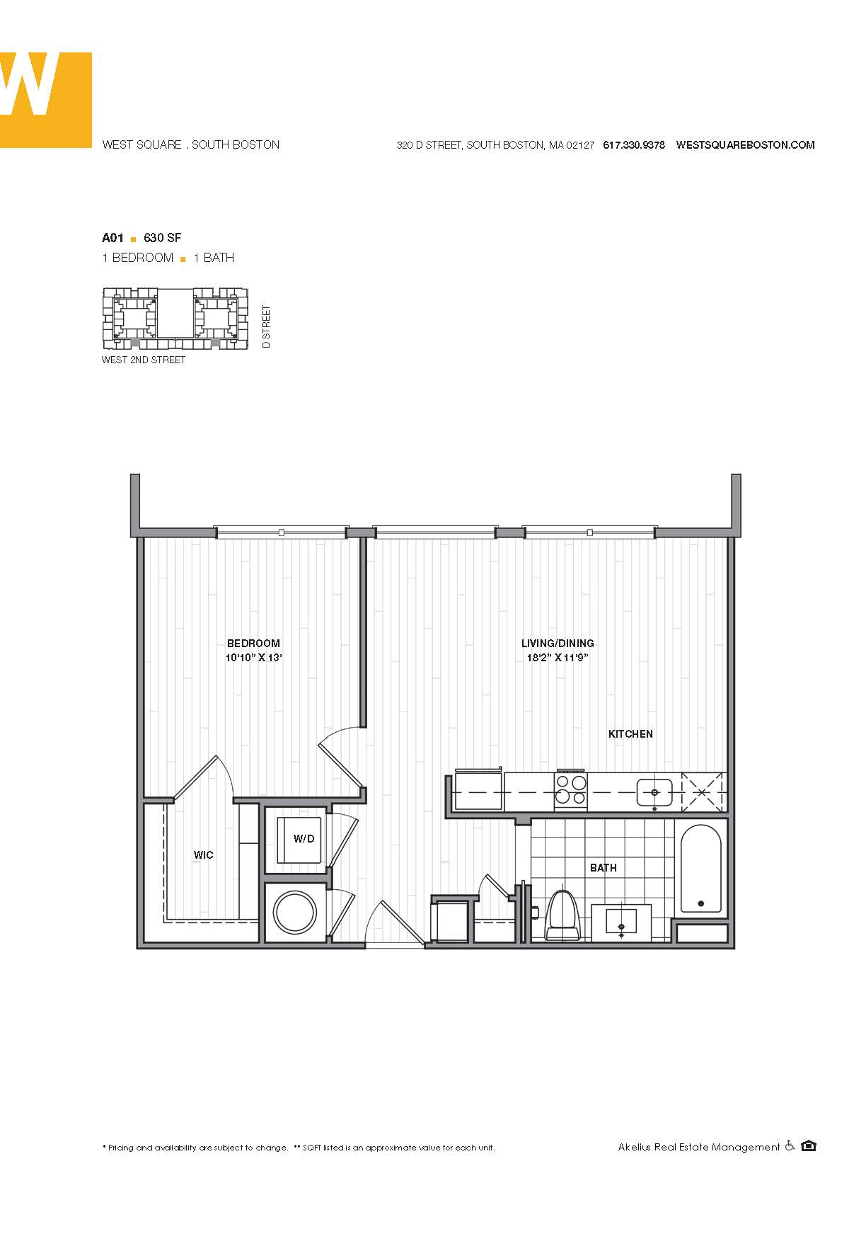 West Square Apartments