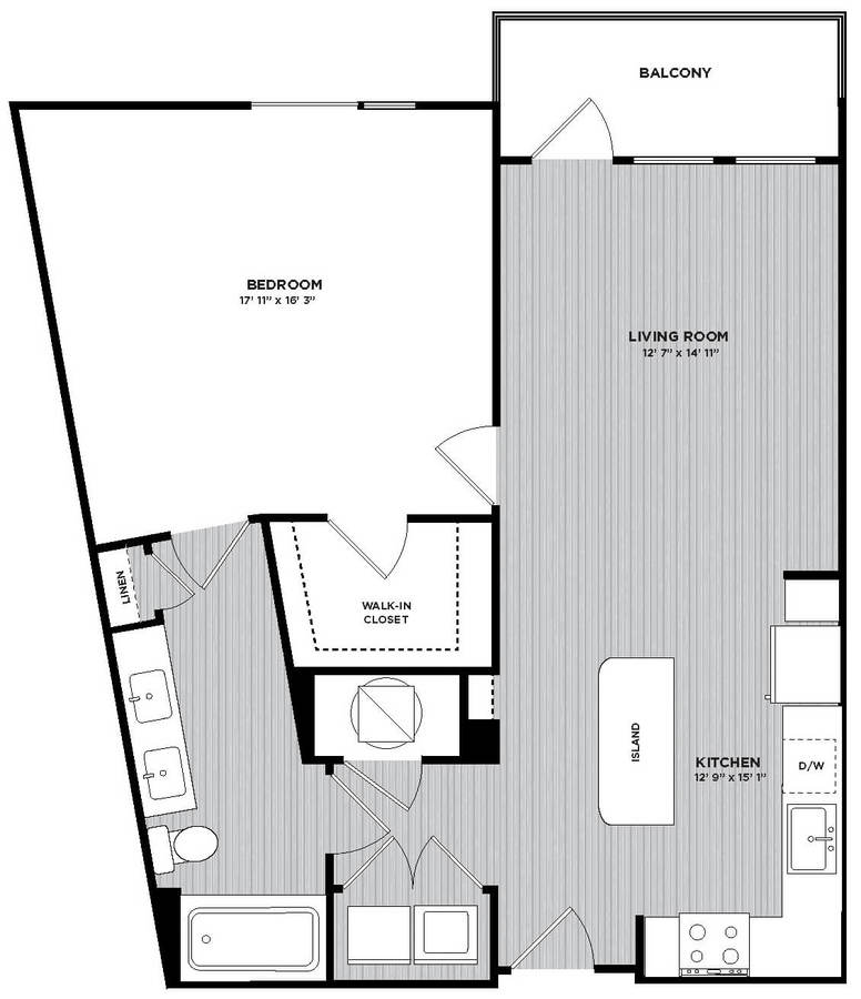 1 Bedroom 1 Bathroom Apartment for rent at Maitland Station in Maitland, FL