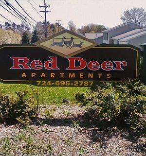 Red Deer Apartments