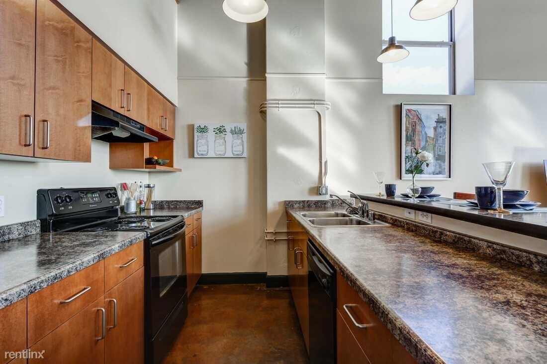 2 Bedrooms 1 Bathroom Apartment for rent at Schuster Lofts in Milwaukee, WI