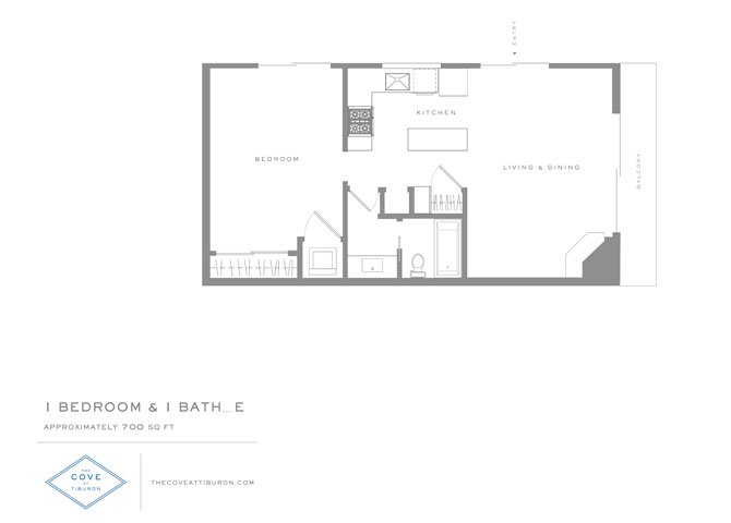 1 Bedroom 1 Bathroom Apartment for rent at The Cove At Tiburon in Tiburon, CA