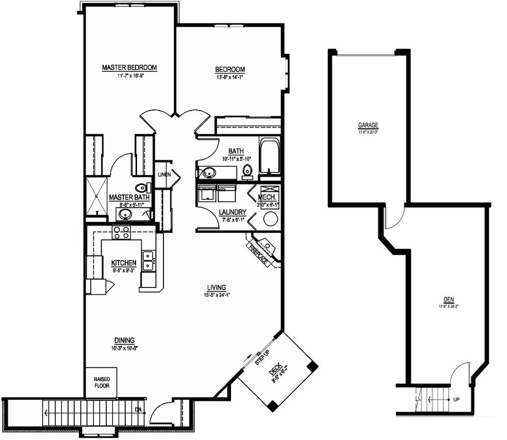 2 Bedrooms 2 Bathrooms Apartment for rent at The Orchard in Greenfield, WI