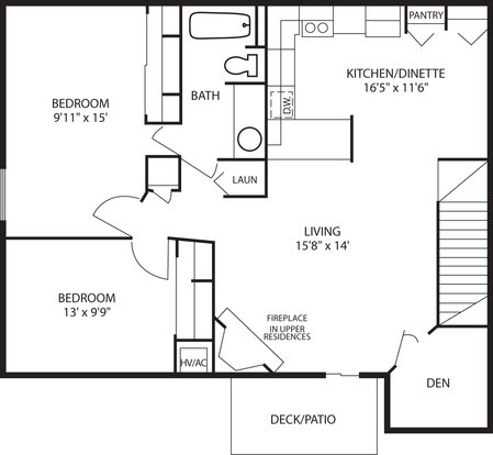 2 Bedrooms 1 Bathroom Apartment for rent at Foxhaven in Waukesha, WI