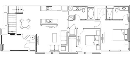 2 Bedrooms 2 Bathrooms Apartment for rent at Anton La Moraga Apartments in San Jose, CA