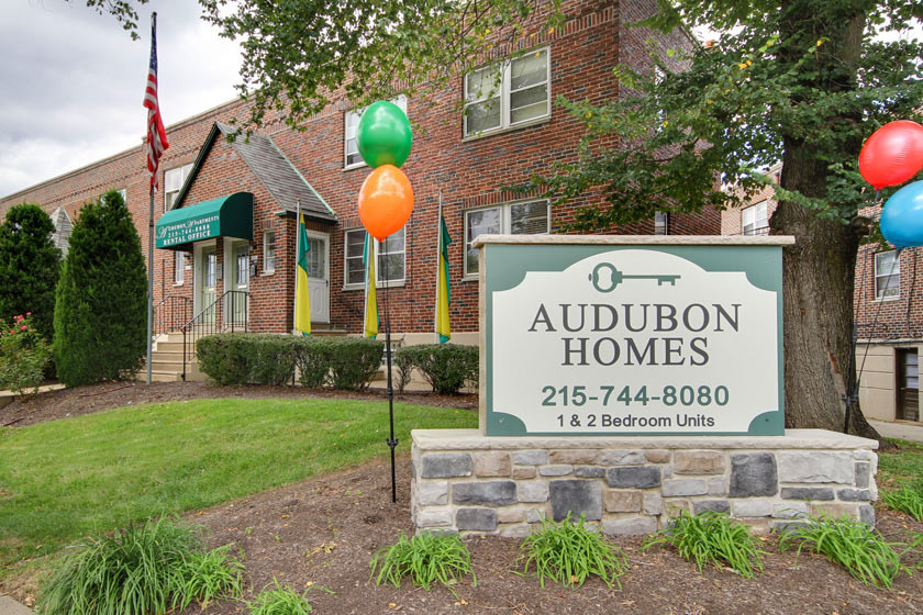 Audubon Homes